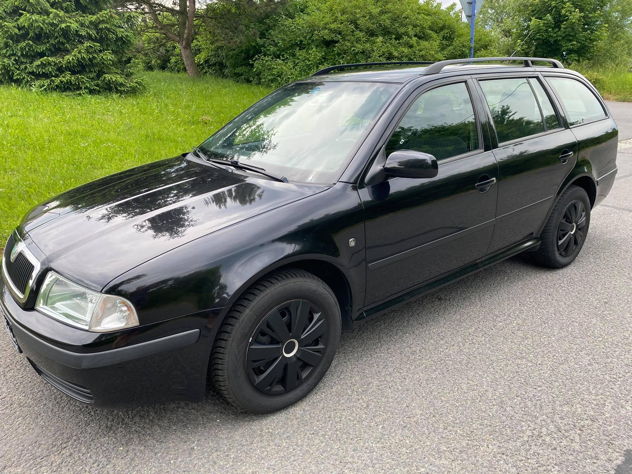 Škoda Octavia 1,9TDi – 74kw,tažné,klima