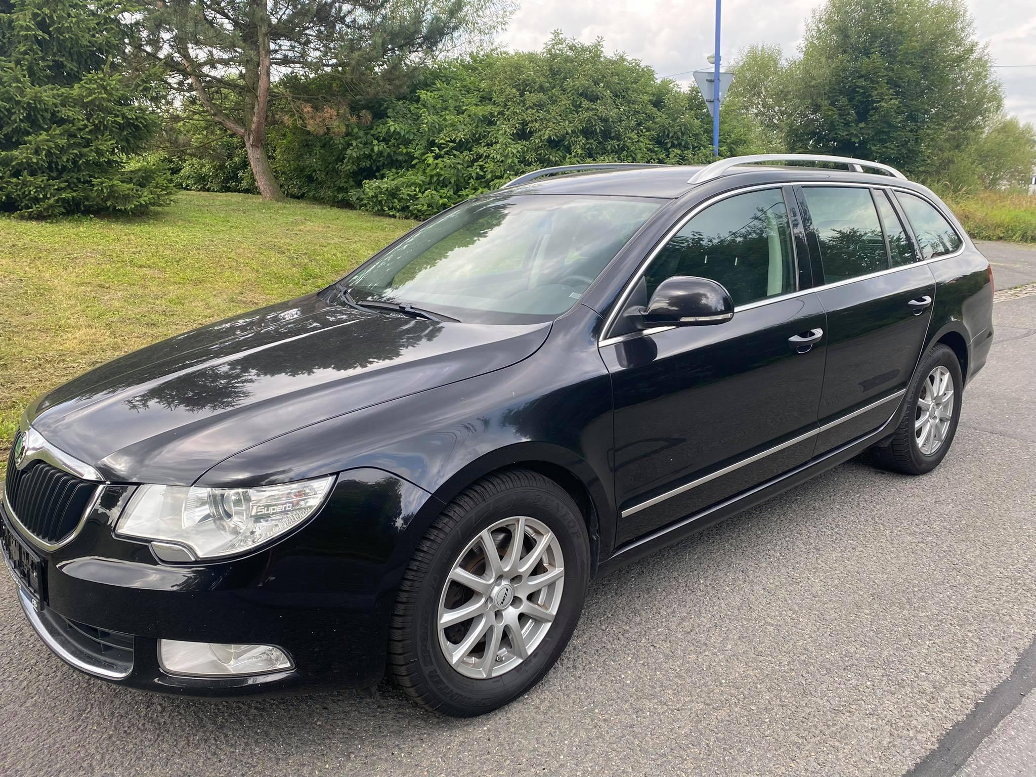 Škoda Superb 2,0TDi – 1.maj,rozvody,servis